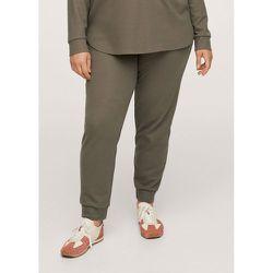 Pantalon taille élastique - Mango - Modalova