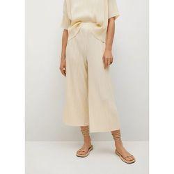 Jupe-culotte texturée - Mango - Modalova
