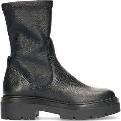 Chelsea boots cuir et synthétique - SACHA - Modalova