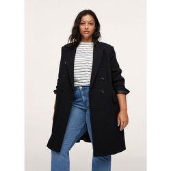 Manteau à double boutonnage - Mango - Modalova