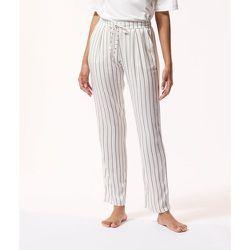 Bas de pyjama pantalon rayé IDA - ETAM - Modalova