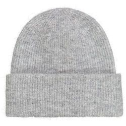 Bonnet en laine mélangée - SAMSOE AND SAMSOE - Modalova