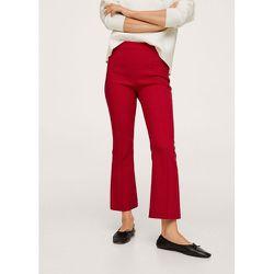 Pantalon flare crop - Mango - Modalova