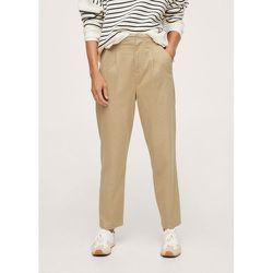 Pantalon Lyocell à pinces - Mango - Modalova