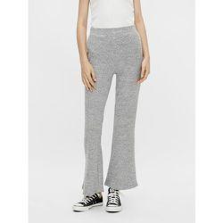 Pantalon à pattes d'eph Taille moyenne - Pieces - Modalova