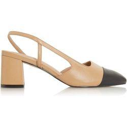Chaussures à talons carrés mi-haut et bride arrière - CROFTS - DUNE LONDON - Modalova