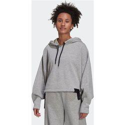 Sweat-shirt à capuche adidas Sportswear Studio Lounge Fleece - adidas performance - Modalova