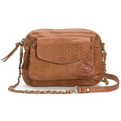 Petit sac à main en cuir Naina - Pieces - Modalova