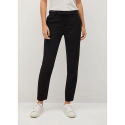Pantalon de costume ceinture - Mango - Modalova