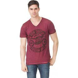 T-shirt Col V Orsen Imprimé - Von Dutch - Modalova