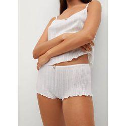 Short pyjama coton - Mango - Modalova