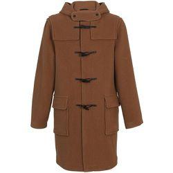 Duffle coat Laine a chevrons impermeable - DALMARD MARINE - Modalova