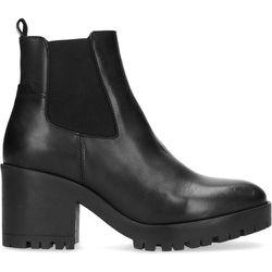 Chelsea boots cuir à talon - SACHA - Modalova