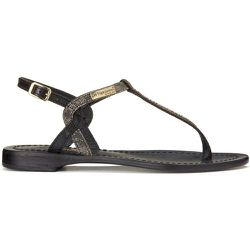 Sandales en cuir Billyblak - LES TROPEZIENNES PAR M BELARBI - Modalova