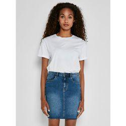 Jupe en jean Taille haute - Noisy May - Modalova