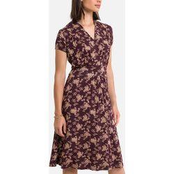 Robe évasée imprimée florale, mi-longue - Anne weyburn - Modalova