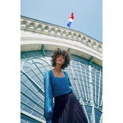 Blouse bohémienne en soie RUE DE LA PAIX - SOI PARIS - Modalova