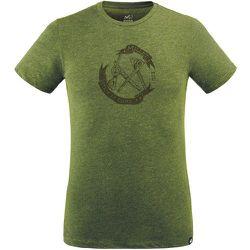 Tee-Shirt Manches Courtes Escalade OLD GEAR - Millet - Modalova