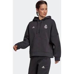 Sweat-shirt à capuche Real Madrid Travel - adidas performance - Modalova