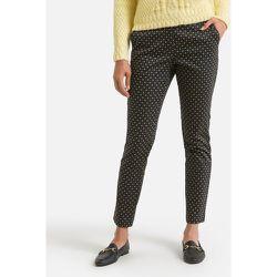 Pantalon fuselé imprimé graphique - Anne weyburn - Modalova