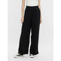 Pantalon de survêtement taille haute Jambe large - Pieces - Modalova
