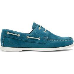 Chaussures bateau cuir HORIZON - CHRISTOPHE AUGUIN - Modalova