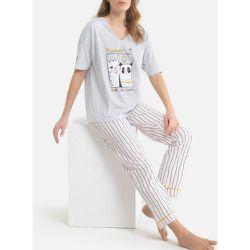 Pyjama coton Insta Panda - MELISSA BROWN - Modalova