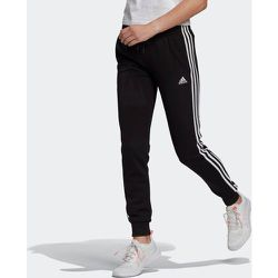 Pantalon Essentials French Terry 3-Stripes - adidas performance - Modalova