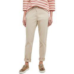 Pantalon regular à taille semi-haute - BURTON OF LONDON - Modalova