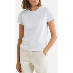 Tee shirt col rond manches courtes - MAISON LABICHE - Modalova