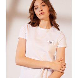 T-shirt 'mère veilleuse' MERVEILLEUSE - ETAM - Modalova