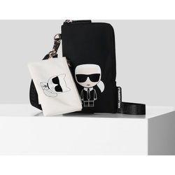 POCHETTE DOUBLE K/IKONIK - Karl Lagerfeld - Modalova