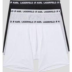 LOT DE 3BOXERS À LOGO - Karl Lagerfeld - Modalova
