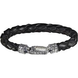 Bracelet Y2033B/90/00/21 Cuir, 925 Argent - BALDESSARINI - Modalova