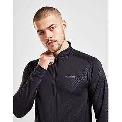 T-shirt Terrex Tracerocker Half-Zip Long Sleeve - - Adidas - Modalova