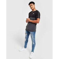 SikSilk Denim Mid Wash Jeans - SikSilk - Modalova