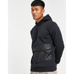 Adidas - Hoodie avec poche fonctionnelle sur le devant - adidas performance - Modalova