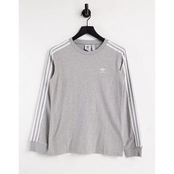 Adicolor - T-shirt manches longues à trois rayures - adidas Originals - Modalova