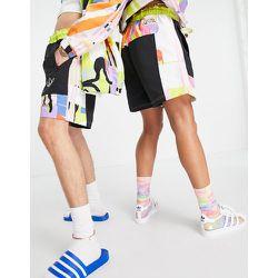Pride Love Unites - Short imprimé - naturel - adidas Originals - Modalova