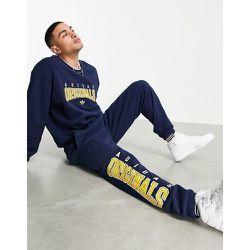 Retro Revival - Jogger à logo graphique - Bleu - adidas Originals - Modalova