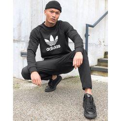 Sweat-shirt avec grand logo - adidas Originals - Modalova