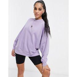 Trefoil Essentials - Sweat-shirt avec logo - adidas Originals - Modalova