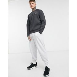 Adidas - Sweat-shirt avec logo encadré - adidas performance - Modalova
