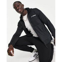 Adidas - Terrex - Veste à capuche doublée de polaire - adidas performance - Modalova