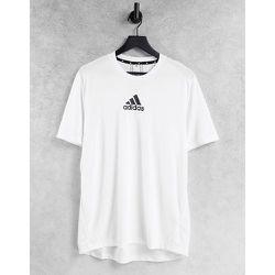 Adidas Training - T-shirt avec logo sur le devant - adidas performance - Modalova