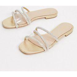 Sandales plates à enfiler avec ornements - ALDO - Modalova