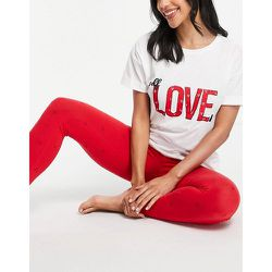 Love - Ensemble pyjama - Ann Summers - Modalova