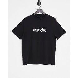 ASOS Daysocial - T-shirt avec logo - ASOS Day Social - Modalova