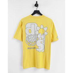 ASOS Daysocial - T-shirt décontracté épais avec imprimé graphique au dos - ASOS Day Social - Modalova
