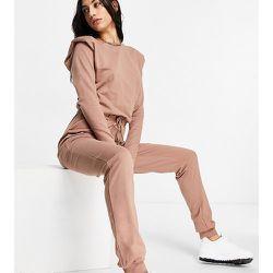 ASOS DESIGN Tall - Combinaison jogger avec manches longues et épaulettes - ASOS Tall - Modalova